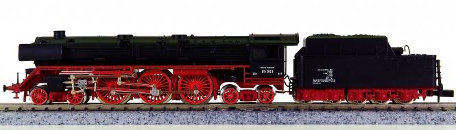 Arnold 2215 – Schlepptender-Dampflok BR 05 der DB