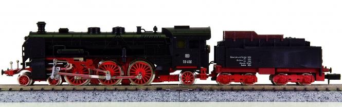 Arnold 2540 – Schlepptender-Dampflok BR 18 der DB