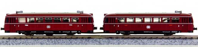 Minitrix 51 2980 00 (12980) – 2-tlg. Diesel-Triebzug BR VT 98/VS 98 der DB