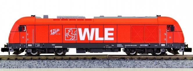 Fleischmann 726006 (N) – Diesellok BR 223/ER20 der WLE