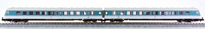Fleischmann 7438 (N) – 2-teiliger Dieseltriebzug BR 614 der DB