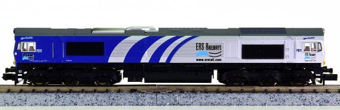 Kato K10813 (N) – Mehrzweck-Diesellok EMD Class 66 der ERS Railways