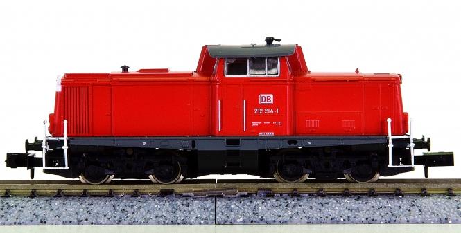 Arnold 2131 – Mehrzweck-Diesellok BR 212 der DB AG
