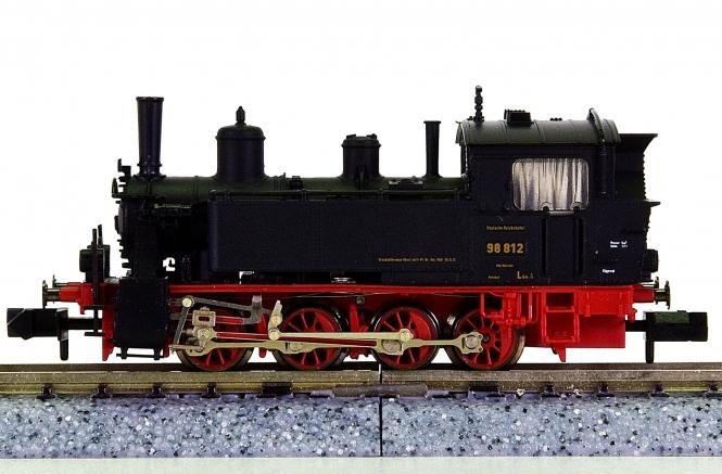 Fleischmann 817098 (N) – Tender-Dampflok BR 98 der DRG