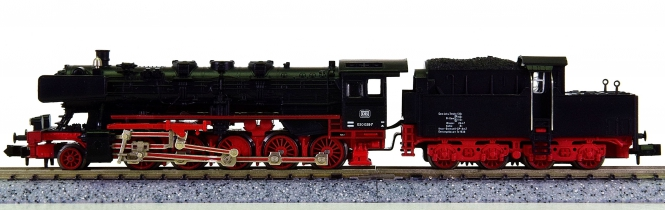 Fleischmann 7175 (N) - Schlepptender-Dampflok BR 050 der DB