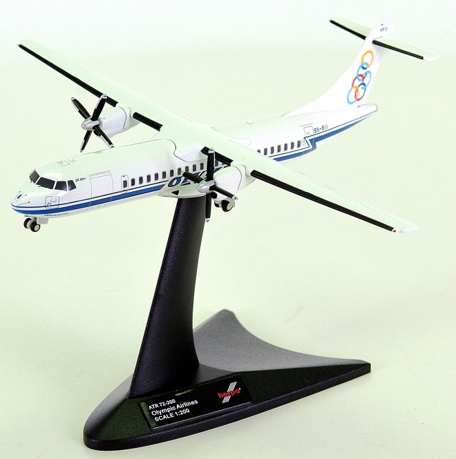 Herpa Wings 551700 (1:200) – Olympic Airlines ATR-72
