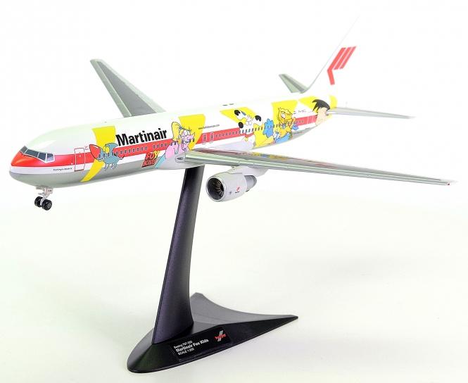"""Herpa Wings 550864 (1:200) – Martinair Boenig 767-300 """"Fox Kids"""""""