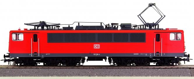 Roco 72605 – Elektrolokomotive BR 155 der DB AG