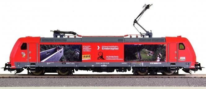 Piko 59149 – Elektrolok BR 146.2 der DB AG, Schwarzwaldbahn-Erlebnispfad