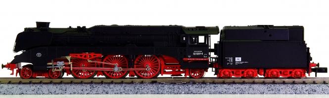 Arnold 2501 – Schlepptender-Dampflok BR 02 der DR (DDR)