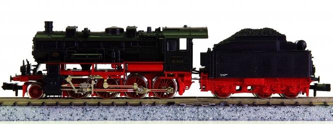 Fleischmann 7156 (N) - Schlepptender-Dampflok BR 56.20 der DRG