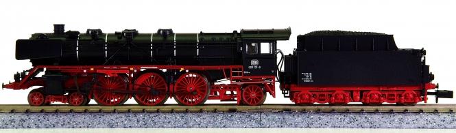 Minitrix 12445 – Schlepptender-Dampflok BR 03 der DB