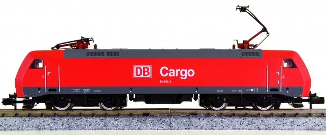 Arnold 2497 – Mehrzweck-Elektrolok BR 152 der DB Cargo