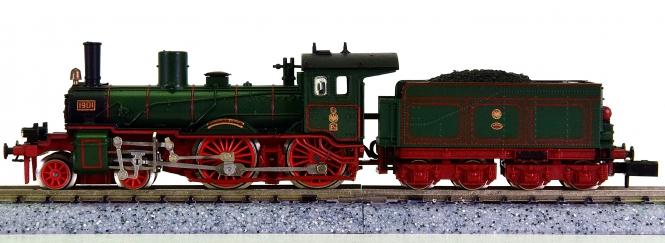 Arnold 2546 – Schlepptender-Dampflok BR P 4.2 der K.P.E.V.