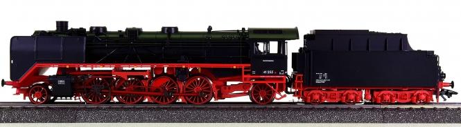 Märklin 37924 – Güterzug-Dampflok BR 41 der DB, digital (mfx)