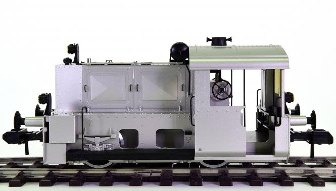 Märklin 5579 (Spur 1) – Rangier-Diesellok Köf II Metall-Edition, digital (MM)