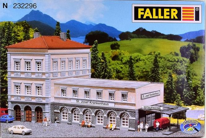 Faller 232296 (N) - Bausatz Krankenhaus St. Josef