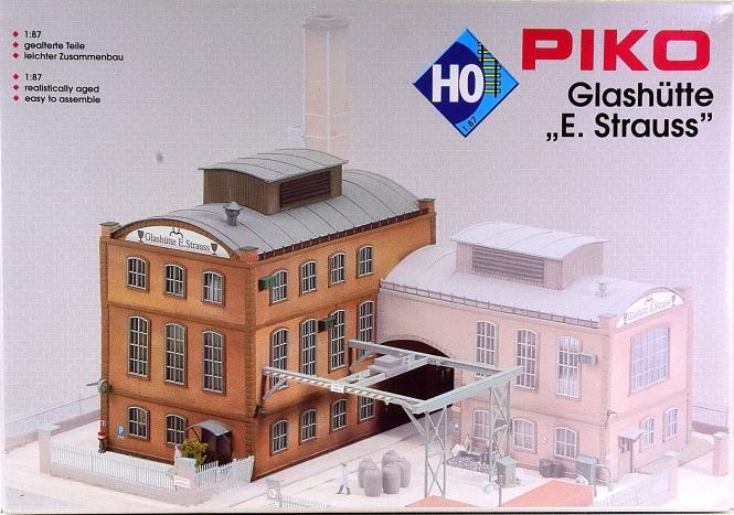 Piko 61116  – Bausatz Glashütte E. Strauss