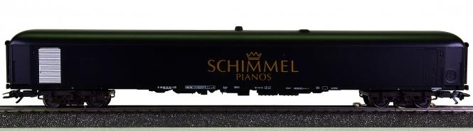 Märklin 49981 - Ausstellungswagen SCHIMMEL, digital + Sound