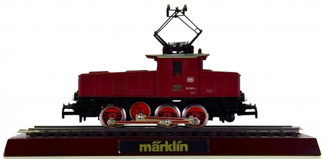 Märklin 83001 – Rangier-Elektrolok BR 163 der DB