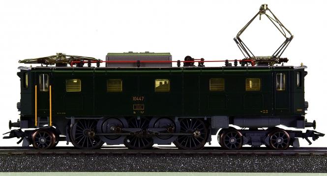 Märklin 29510 – Elektro-Lokomotive Serie Ae 3/6'' der SBB, digital (MM)