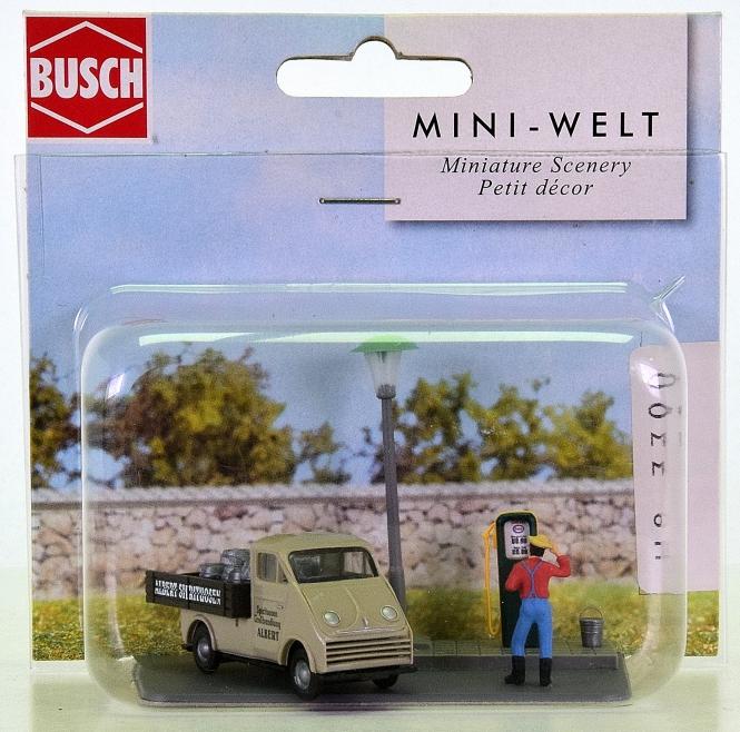 Busch 7700 (H0) - Mini-Welt: Spirituosen