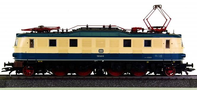Roco 69619 (AC) – Schnellzug-Elektrolok BR 118 der DB, digital (MM)