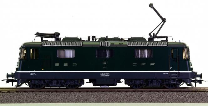 Roco 72406 - Elektrolok BR Re 4/4 der SBB