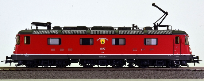 Roco 72598 – Elektrolok BR Re 6/6 der SBB, digital (DCC)