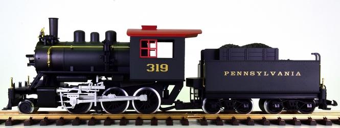 Piko 38213 (G/IIm) - Schlepptender-Dampflok Mogul der PRR, digital + Sound + Rauch