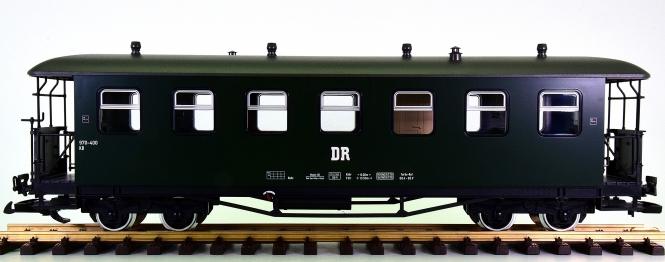 LGB 36359 (G/IIm) – 2. Klasse Reko-Personenwagen der (D)DR