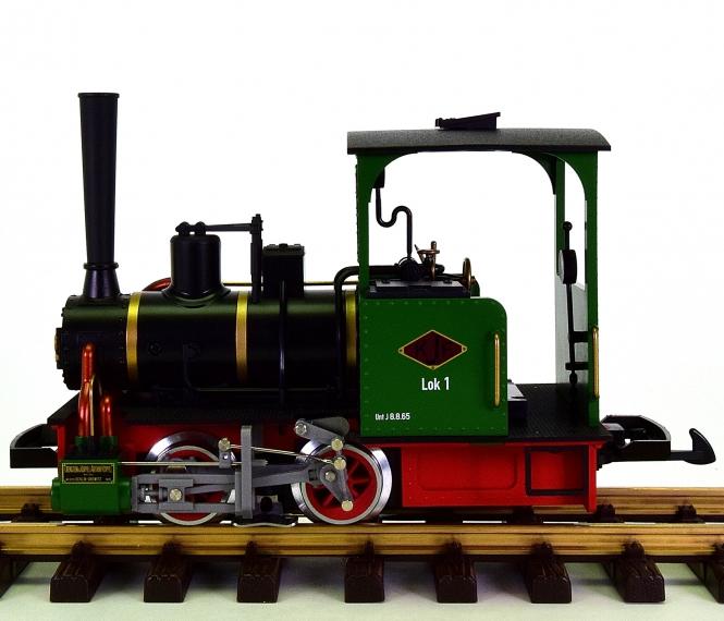 LGB 24141 (G/IIm) - Feldbahn-Dampflokomotive KJF