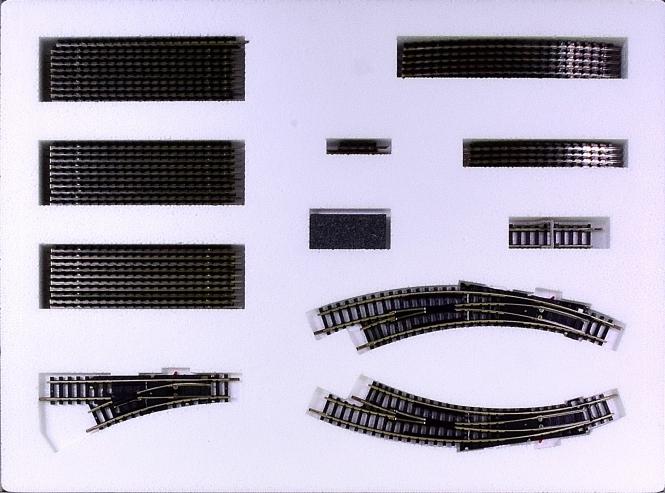 Minitrix 14301 - Großes Gleis-Ergänzungs-Set