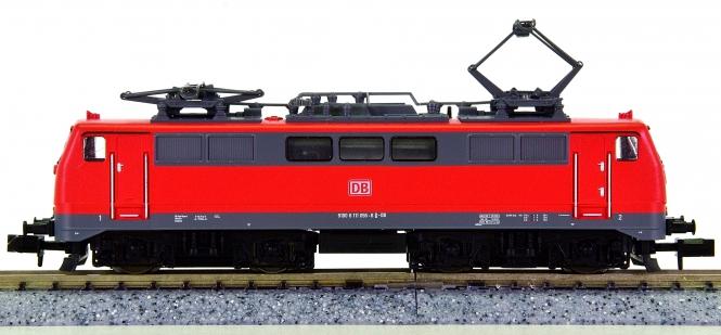 Minitrix 11156 – Elektrolok BR 111 der DB AG
