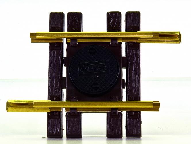 LGB 10090 (G/IIm) – Verstellbares gerades Gleis, 88-120 mm