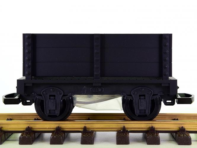 HLW 15106 (G/IIm) - Mini Gondola, unbeschriftet/undecorated