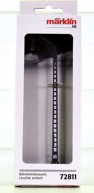 Märklin 72811 - LED-Bahnbetriebswerks-Leuchte einfach