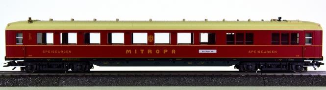 Märklin 43241 – Mitropa Speisewagen WR4ü der DRG