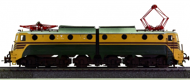 Roco / Hribar - Elektrolok Serie 3620.24 der Jugoslawischen Staatsbahn (JZ)