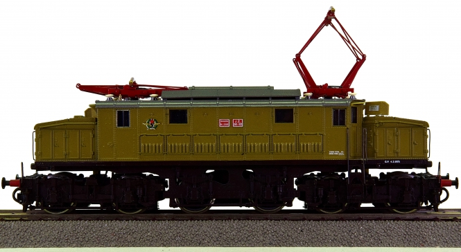 Roco 04187B/43500 - Elektrolok BR E 626 der Jugoslawischen Staatsbahn (JZ)