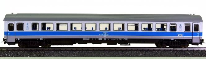 Roco 44355 - Schnellzugwagen 2.Kl. der HZ (Kroatische Bahnen)