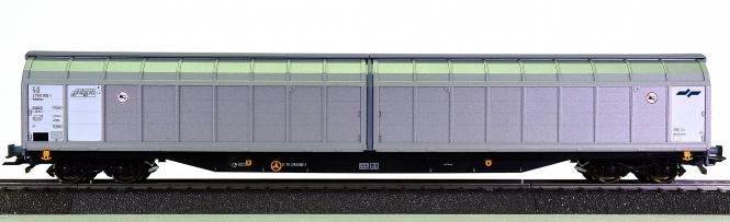 Roco 66452 - Schiebewandwagen der Habbillns der Slowenischen Eisenbahnen (SZ)