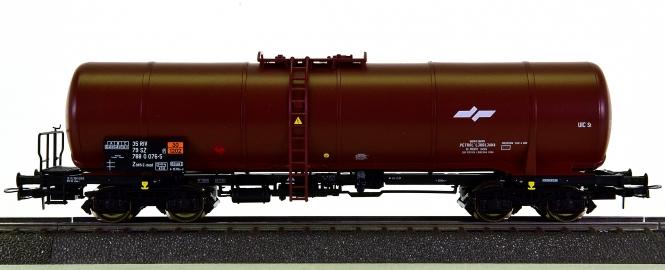 Roco 47375 - Kesselwagen der Petrol Ljubljana, eingestellt bei der SZ