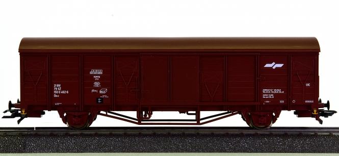 Roco 47549 - gedeckter Güterwagen Gibs-z der Slowenischen Eisenbahnen (SZ)