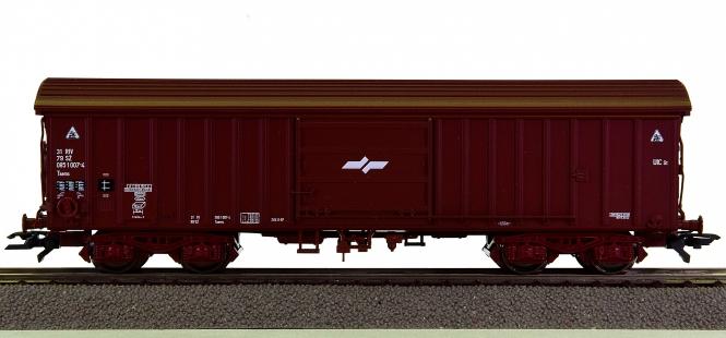 Roco 46951 - Schwenkdachwagen Taems der Slowenischen Eisenbahnen (SZ)