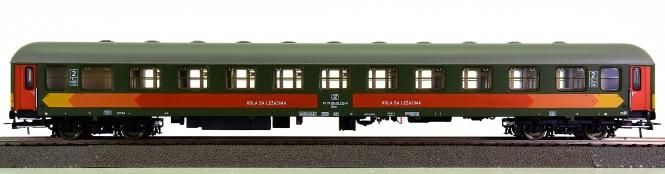 Heris 17010 - Schnellzugwagen Bcm 2.Kl. der Jugoslawischen Staatsbahn (JZ)