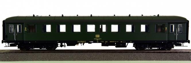 ESU Pullman 36133 – 2. Klasse Eilzugwagen By(e) der DB
