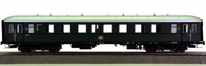 ESU Pullman 36138 – 2. Klasse Eilzugwagen B4ye der DB