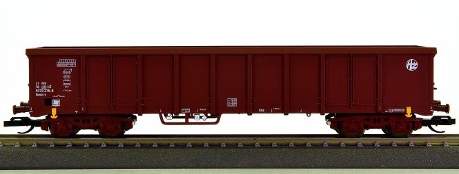 Tillig 15689 (TT) - offener Güterwagen Eanoss-z der Kroatischen Bahnen (HZ)