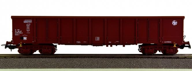 Tillig 76589 (H0) - offener Güterwagen Eanoss-z der Kroatischen Bahnen (HZ)